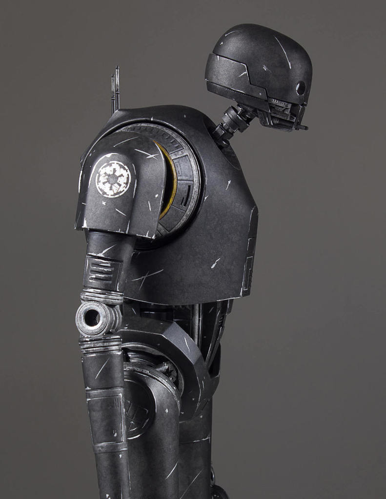 Gentle Giant - Star Wars Rogue One K-2SO 1:6th Scale Statue K-2so_21