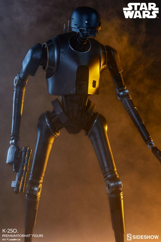 Sideshow Collectibles - K-2SO Premium Format Figure K2s0pf10