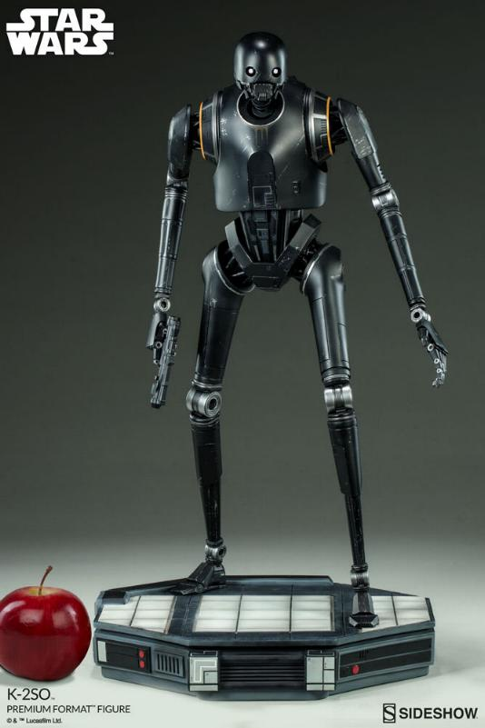 Sideshow Collectibles - K-2SO Premium Format Figure K2s0pf11