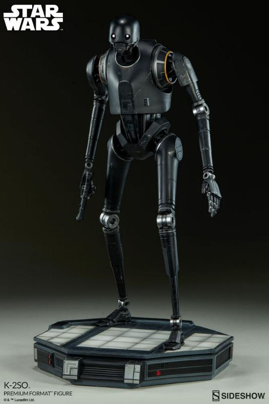 Sideshow Collectibles - K-2SO Premium Format Figure K2s0pf12