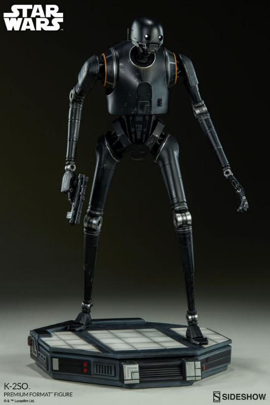 Sideshow Collectibles - K-2SO Premium Format Figure K2s0pf14