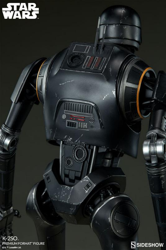 Sideshow Collectibles - K-2SO Premium Format Figure K2s0pf15