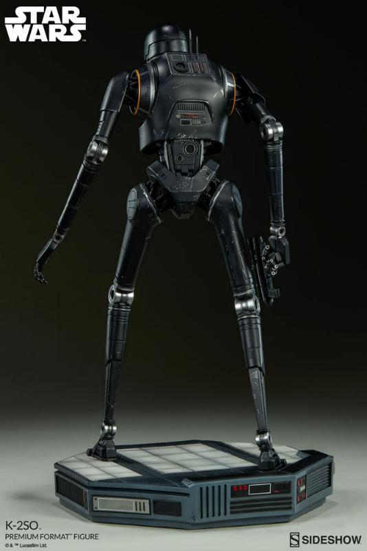 Sideshow Collectibles - K-2SO Premium Format Figure K2s0pf16
