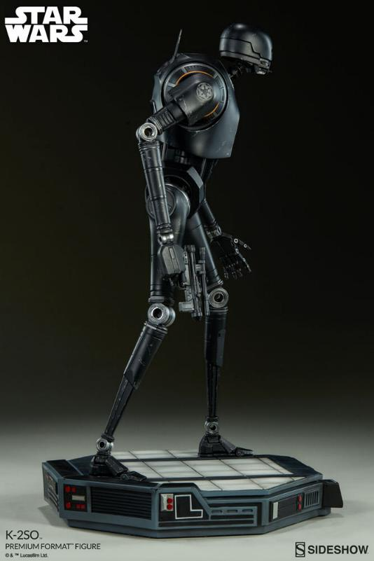 Sideshow Collectibles - K-2SO Premium Format Figure K2s0pf17