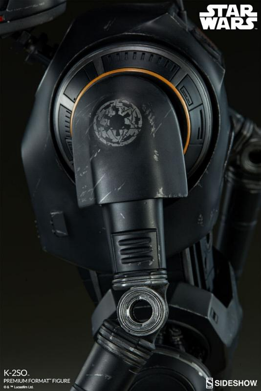 Sideshow Collectibles - K-2SO Premium Format Figure K2s0pf18
