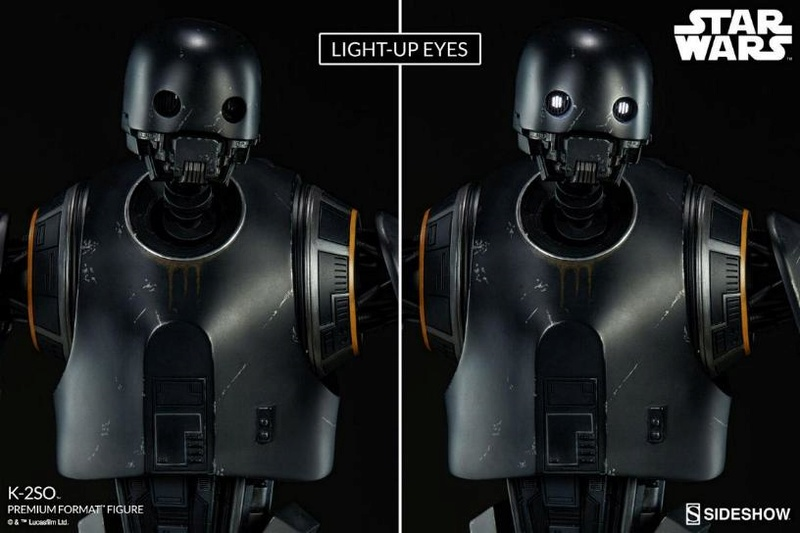 Sideshow Collectibles - K-2SO Premium Format Figure K2s0pf20