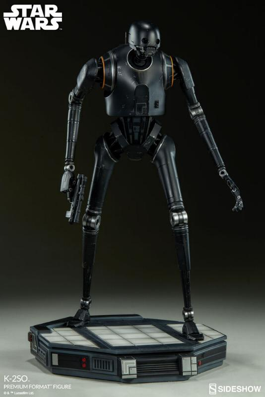 Sideshow Collectibles - K-2SO Premium Format Figure K2s0pf21