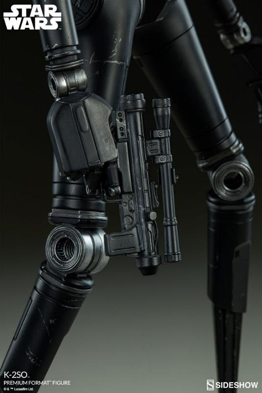 Sideshow Collectibles - K-2SO Premium Format Figure K2s0pf22