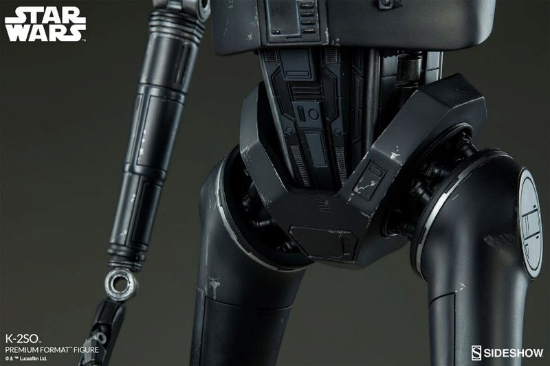 Sideshow Collectibles - K-2SO Premium Format Figure K2s0pf23