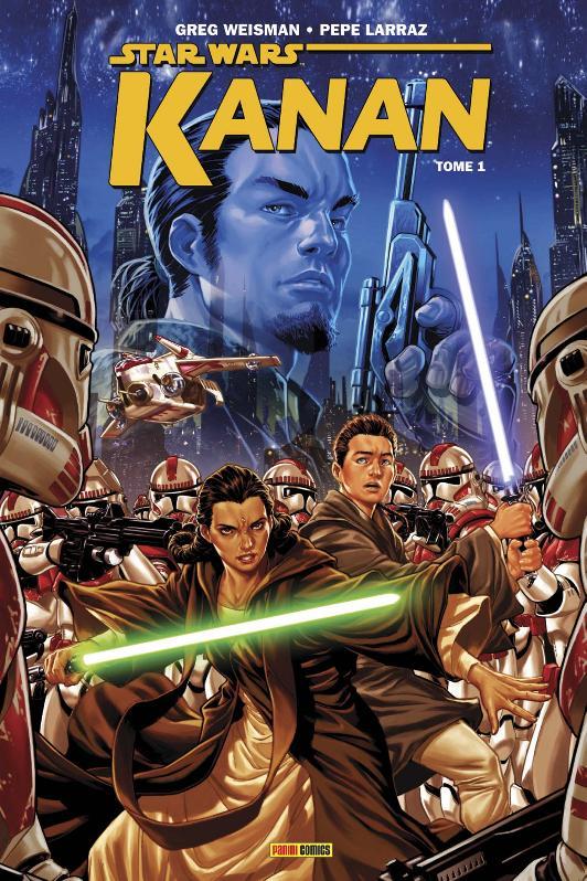 Les news des ALBUMS Star Wars édités par Panini France - Page 2 Kanan_10
