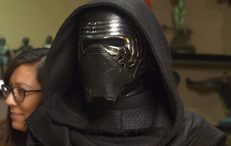 Sideshow Collectibles -  Kylo Ren Life Size Bust Kylore15