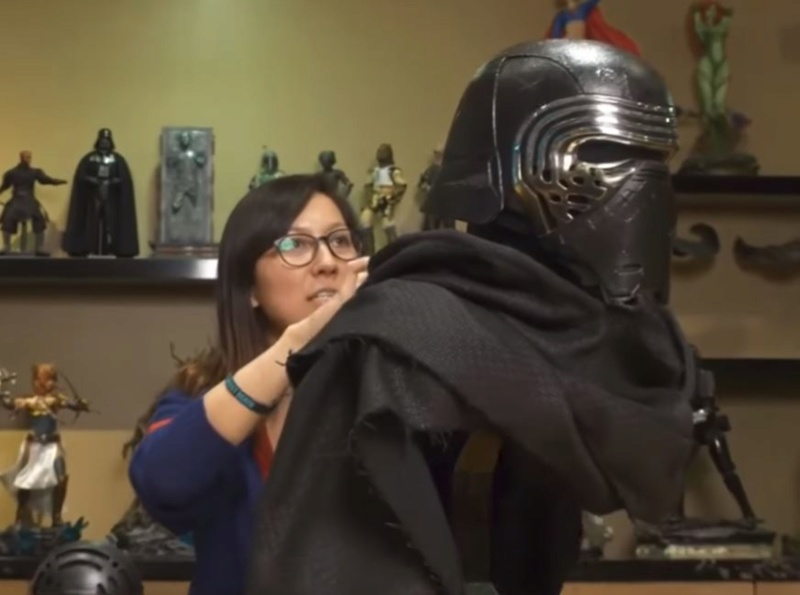 Sideshow Collectibles -  Kylo Ren Life Size Bust Kylore19