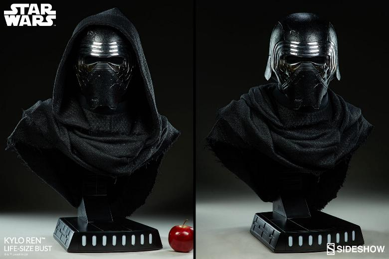 Sideshow Collectibles -  Kylo Ren Life Size Bust Kylore25