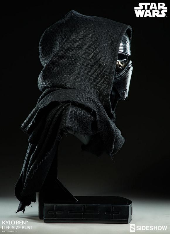 Sideshow Collectibles -  Kylo Ren Life Size Bust Kylore27