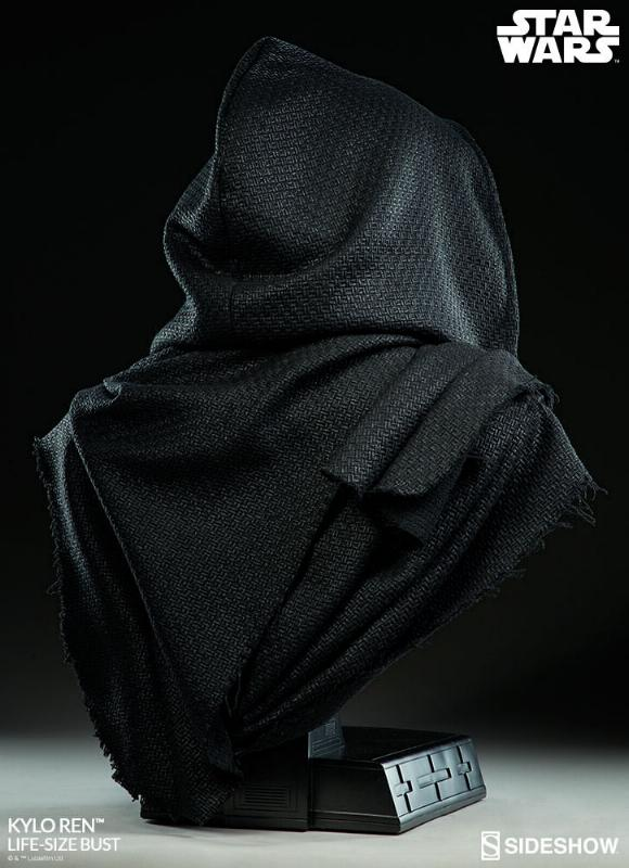 Sideshow Collectibles -  Kylo Ren Life Size Bust Kylore28