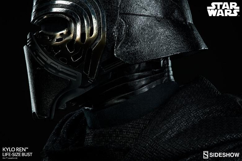 Sideshow Collectibles -  Kylo Ren Life Size Bust Kylore34