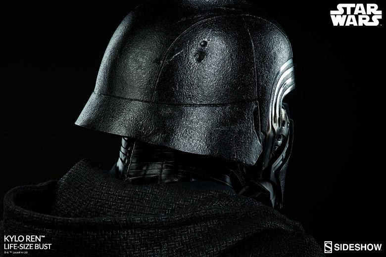 Sideshow Collectibles -  Kylo Ren Life Size Bust Kylore35