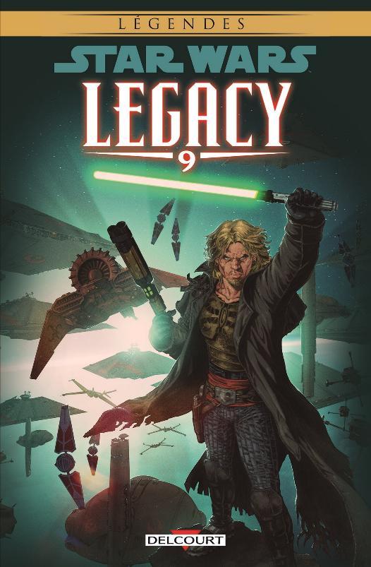 Star Wars - Legacy 9. Le Destin de Cade Legacy10
