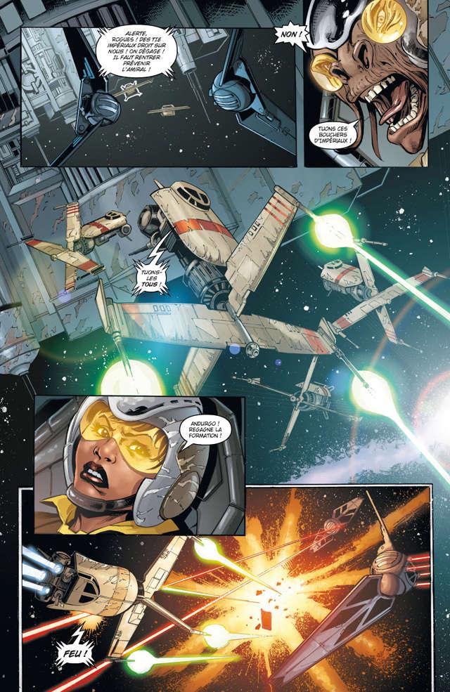 Star Wars - Legacy 9. Le Destin de Cade Legacy13