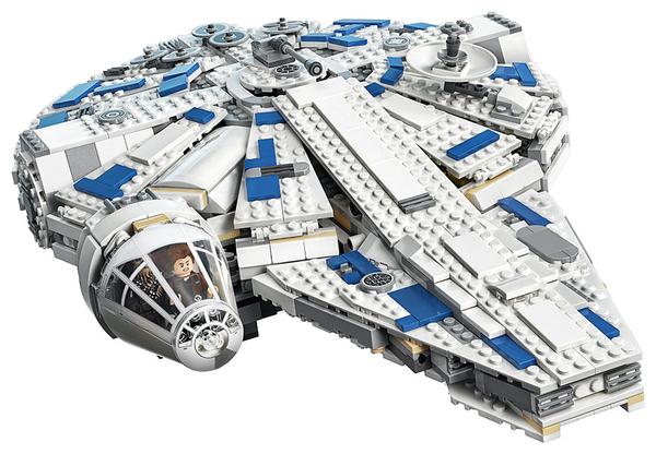 LEGO SOLO A STAR WARS STORY - 75212 - MILLENNIUM FALCON SET  Lego-s10