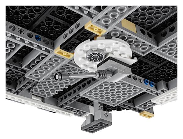 LEGO SOLO A STAR WARS STORY - 75212 - MILLENNIUM FALCON SET  Lego-s14