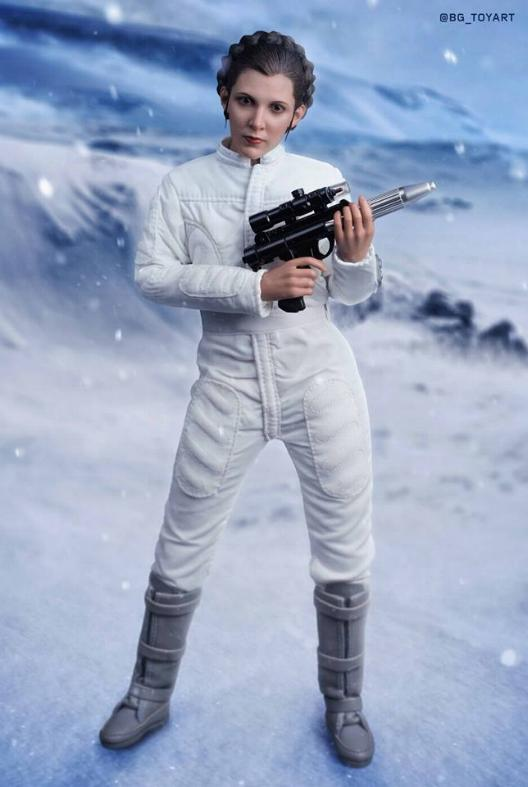 Star Wars: The ESB 1/6th scale Princess Leia Collectible Fig Leia_h10