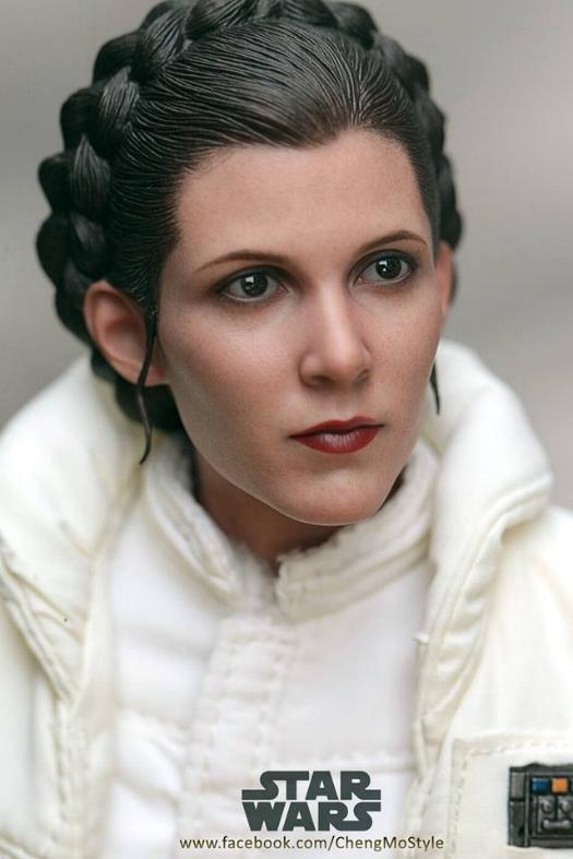 Star Wars: The ESB 1/6th scale Princess Leia Collectible Fig Leia_h12