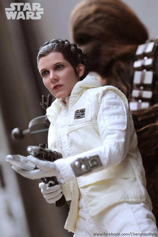 Star Wars: The ESB 1/6th scale Princess Leia Collectible Fig Leia_h13