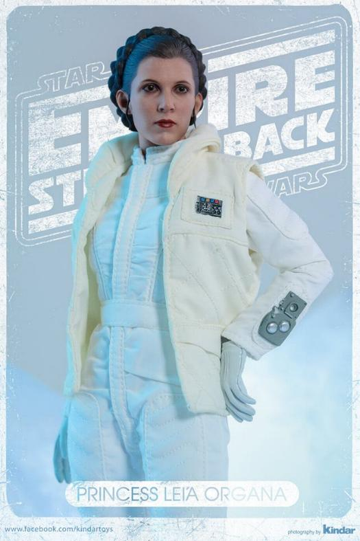 Star Wars: The ESB 1/6th scale Princess Leia Collectible Fig Leia_h15