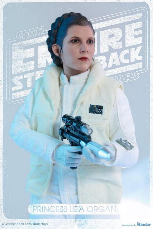 Star Wars: The ESB 1/6th scale Princess Leia Collectible Fig Leia_h17