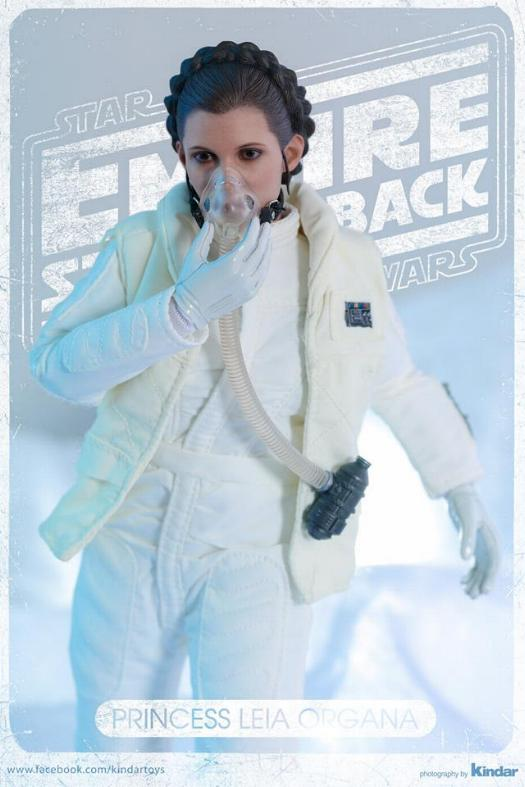 Star Wars: The ESB 1/6th scale Princess Leia Collectible Fig Leia_h18