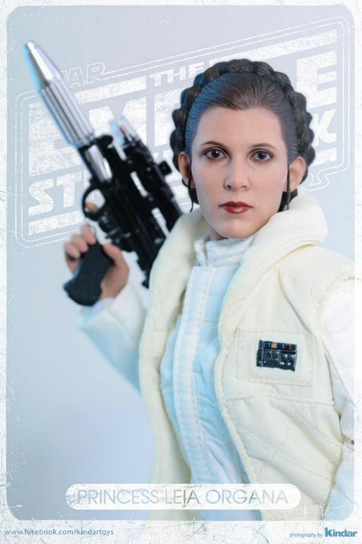 Star Wars: The ESB 1/6th scale Princess Leia Collectible Fig Leia_h19