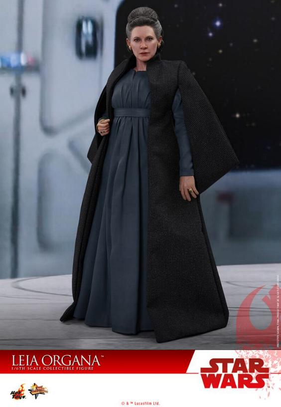 Hot Toys : Star Wars The Last Jedi 1/6th scale Leia Organa  Leia_t10