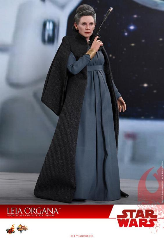 Hot Toys : Star Wars The Last Jedi 1/6th scale Leia Organa  Leia_t12