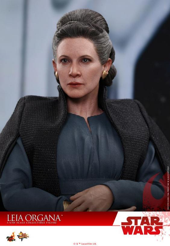 Hot Toys : Star Wars The Last Jedi 1/6th scale Leia Organa  Leia_t13