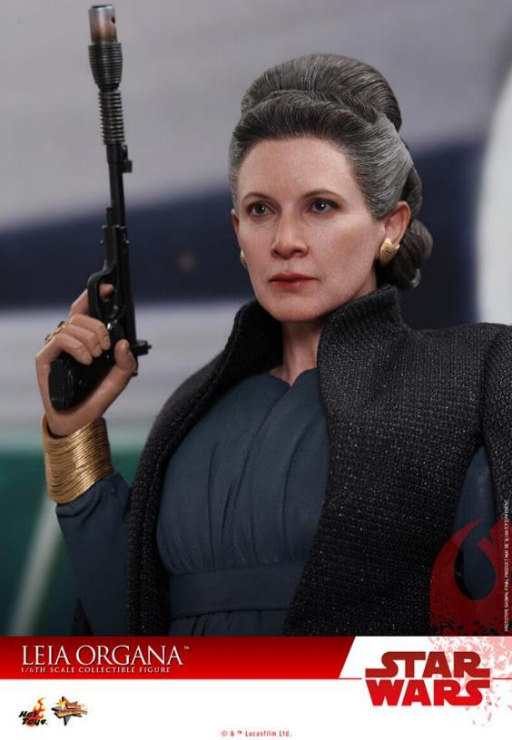 Hot Toys : Star Wars The Last Jedi 1/6th scale Leia Organa  Leia_t14