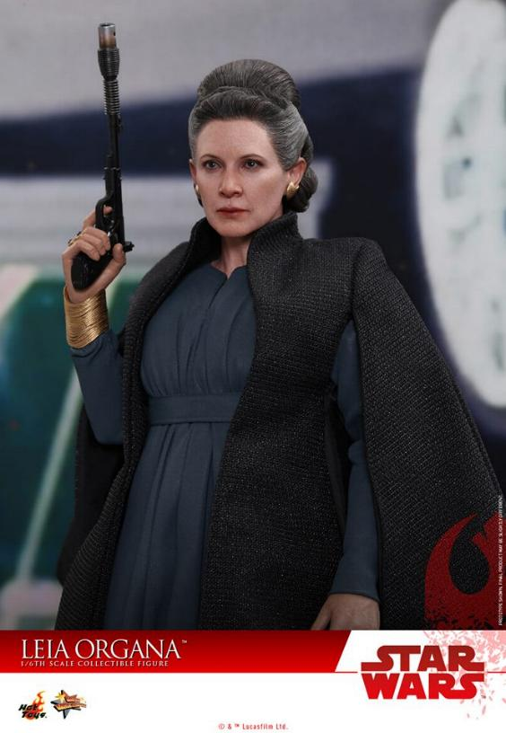 Hot Toys : Star Wars The Last Jedi 1/6th scale Leia Organa  Leia_t15