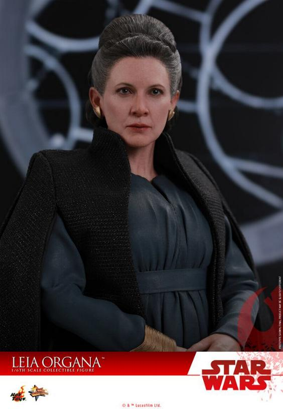 Hot Toys : Star Wars The Last Jedi 1/6th scale Leia Organa  Leia_t16