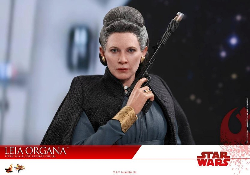 Hot Toys : Star Wars The Last Jedi 1/6th scale Leia Organa  Leia_t17