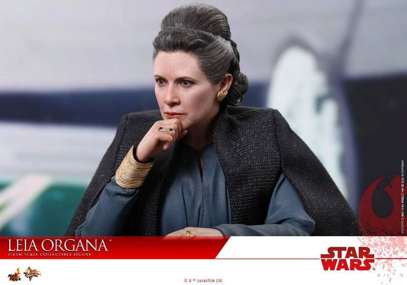 Hot Toys : Star Wars The Last Jedi 1/6th scale Leia Organa  Leia_t18