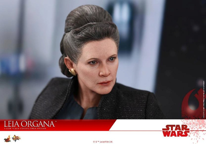 Hot Toys : Star Wars The Last Jedi 1/6th scale Leia Organa  Leia_t19