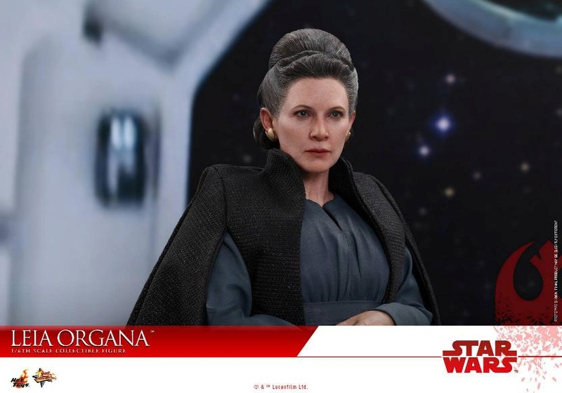 Hot Toys : Star Wars The Last Jedi 1/6th scale Leia Organa  Leia_t21