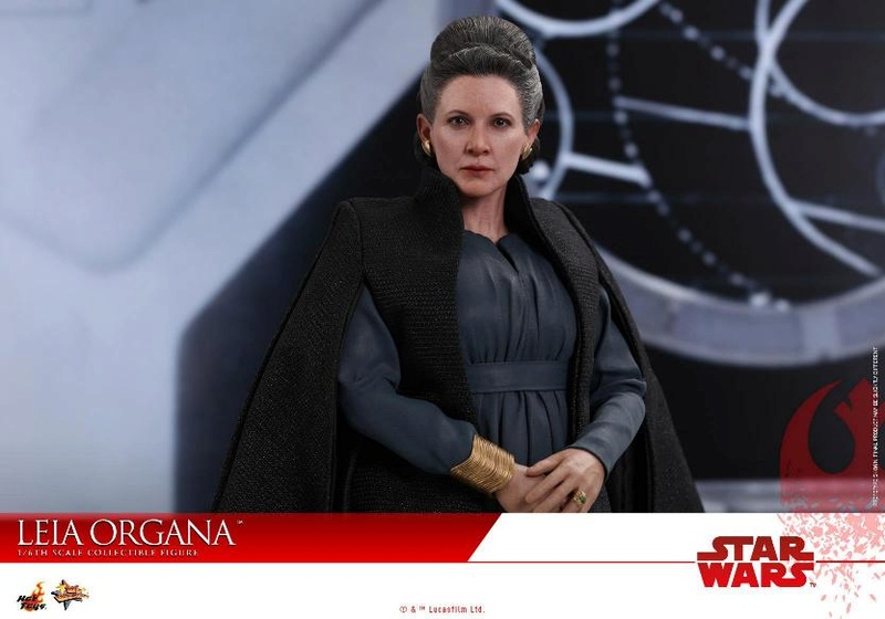 Hot Toys : Star Wars The Last Jedi 1/6th scale Leia Organa  Leia_t23