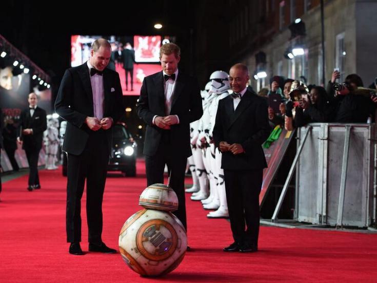 8 - Star Wars The Last Jedi - Les premières London23