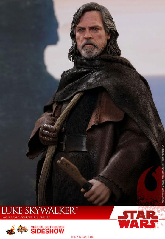 HOT TOYS - The Last Jedi - Luke Jedi Exile 1/6 scale figure Luke_e20