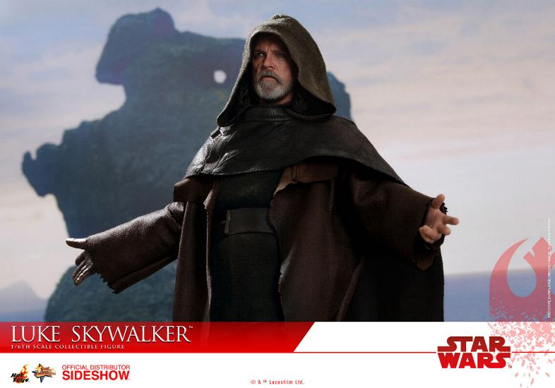 HOT TOYS - The Last Jedi - Luke Jedi Exile 1/6 scale figure Luke_e22