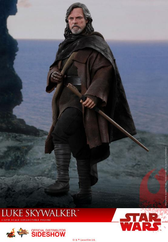 HOT TOYS - The Last Jedi - Luke Jedi Exile 1/6 scale figure Luke_e26