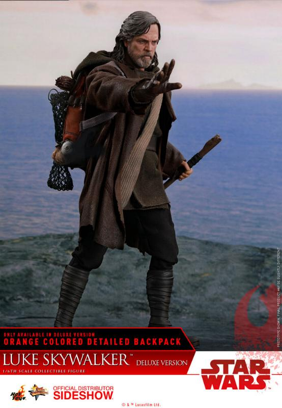 HOT TOYS - The Last Jedi - Luke Jedi Exile 1/6 scale figure Luke_e41