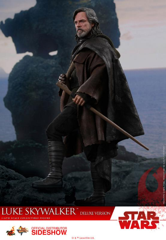 HOT TOYS - The Last Jedi - Luke Jedi Exile 1/6 scale figure Luke_e43