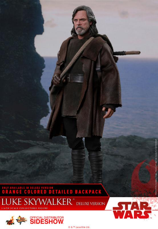 HOT TOYS - The Last Jedi - Luke Jedi Exile 1/6 scale figure Luke_e44